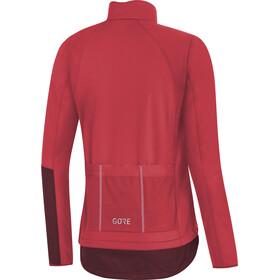 GORE WEAR C5 Windstopper Jacket Women red